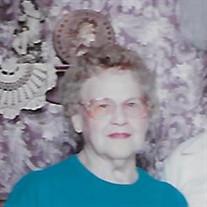 Mrs Helen McClain Wilson