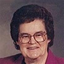 Bette Lorraine Siegfried