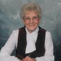 Dorothy Lee Wilson Fremouw