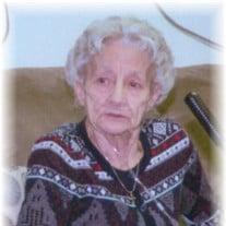 Dorothy Jean Parsley
