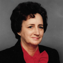 Edith R. Doyle Blackburn