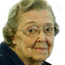 Rowena E. Flory