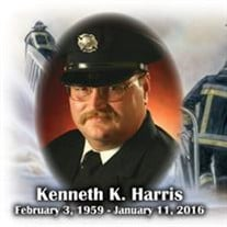 Mr.  Kenneth K.  Harris