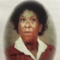 Mrs. Dollie Mae Spencer-Jackson