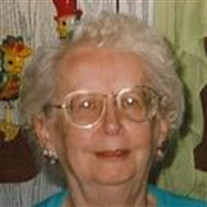 Lucille Opal Muenchow