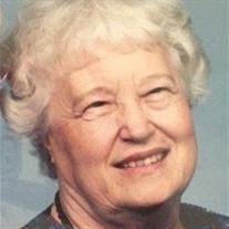 Irena Beth Richardson Webb