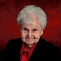 Gertrude Spacher