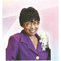 Mrs. Roxie L James