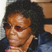 Mrs. Mercedes Brown