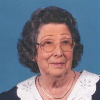 Mrs. Virginia Lewallen Weeks