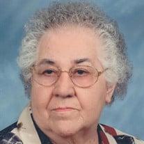 Mrs. Connie Mae Watts