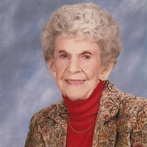 Eunice Willis McLaughlin