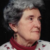 """Frances R. """"Fran"""" Miller"""