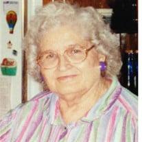 Mrs. Dorothy Bean Gamble
