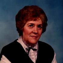Mrs. Audrey Elaine White