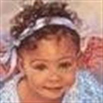 Infant De'Myia Shantell Bassett