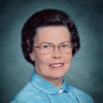 Anna Lorraine Marshall Bowman