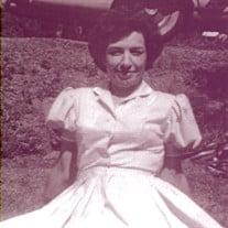 """Mrs. Mildred """"Mimmie"""" Gunnels"""