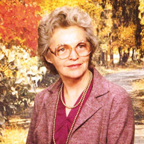 Blanche Mae McCleary Johnson