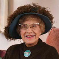 """Margaret """"Peg"""" A. Simmons"""
