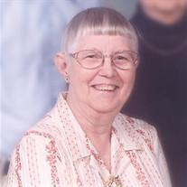 Violet Overholt