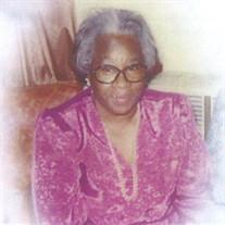 Mrs. Lillie B.  Wafer
