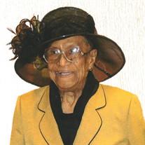 Mrs. Joe Bell Porter