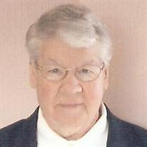 Sister Rita  E. Bourassa O.S.U.