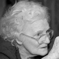 Patricia M. Franklin