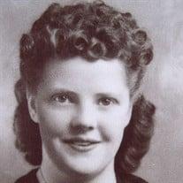 """Agnes """"Sis"""" Peterson"""