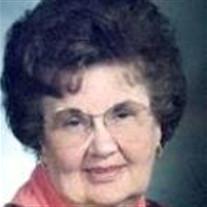 Marguerite Ruth Billington Kirk