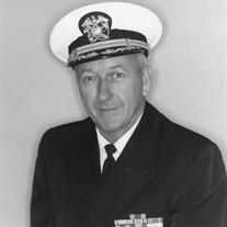 Captain Donald W. Marshall