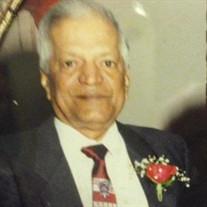Bhowanidin Mangroo