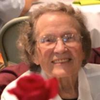 Mrs. Ruth Dickhoner Trout
