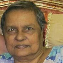 Mrs. Dhanmatti Sukhnandan