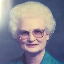 Mrs. Irene Gertrude Orman Tiffin