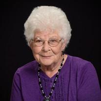 Mrs. Delores Maxine Spangler Schroer