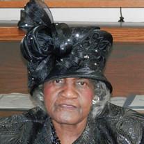 Mrs. Margaret Ann Richardson