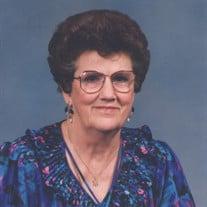 "Jewell ""Judy"" Marie Roberts"