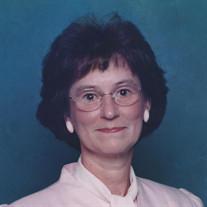 Kay Arlene Goshert Camp
