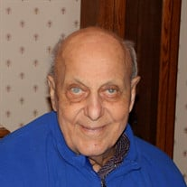 Anthony (Tony, Pop) Riccio
