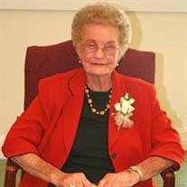 Mrs. Flora  Belle Durham