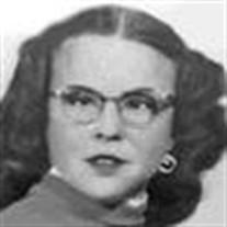 Frances Mae Henley