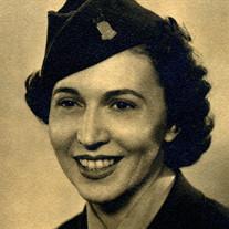 Mary Shultz Chambers