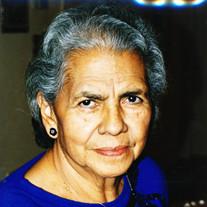 Mrs. Carmen Paz Estrada