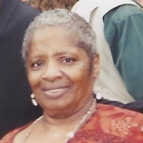 Mrs. Marion Priscilla Greene