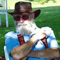 """Mr. Larry """"Goat"""" Womble"""