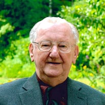 Brother Edward J. Keefe, C.F.X. (Brother Ephrem)