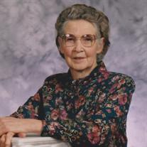 Sallie Bennett Tingler
