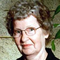 Betty Ann Bradtmueller